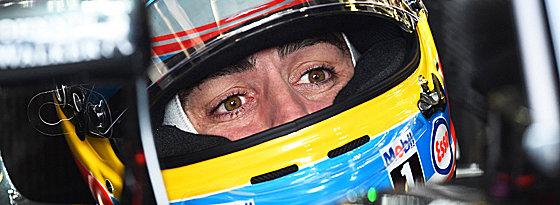Rekordsieger in Bahrain: Fernando Alonso gewann schon dreimal in Manama-Sakhir.