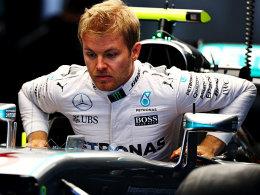 Rosberg rechnet mit den Konkurrenten
