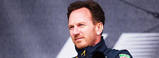 """""""Der Wechsel ist eine positive Sache"""": Red-Bull-Teamchef Christian Horner."""