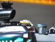 R�tselhafte Pannenserie: Lewis Hamilton, zuletzt zweimal Weltmeister in Folge mit Mercedes.