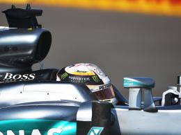 Mercedes weist Sabotage-Vorw�rfe entschieden zur�ck