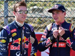 Red Bull degradiert Kvyat - Verstappen steigt auf