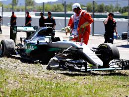 Waterloo f�r Mercedes - Verstappen j�ngster F1-Sieger