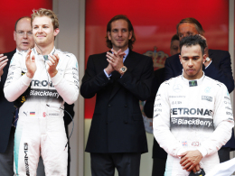 Duell der Silberpfeile: B�se Erinnerungen an Monaco