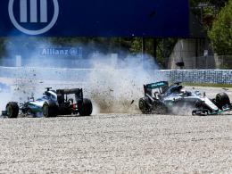 Rosberg vs. Hamilton: Alarmstufe Silber