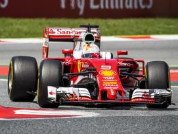 Vettel rechnet sich in Monaco Siegchancen aus