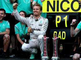Rosberg-Vertragslage: