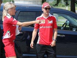 Vettel: F�nf Startpl�tze zur�ck!