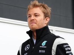 Rosbergs Kontrollverlust: Abl�sung an der Spitze droht