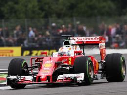 Vettel in der Frustzone: Kraftakt wie bei Schumacher
