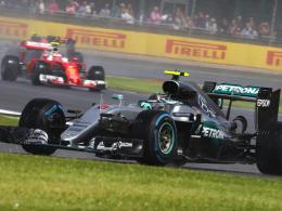 Nach Fall Rosberg: FIA versch�rft Funkregeln