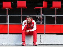 Ferrari und Allison trennen sich