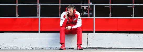 Offiziell: James Allison verl�sst Ferrari.