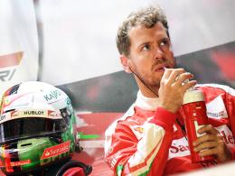 Vettel hofft auf Sieg im zweiten Saisonabschnitt