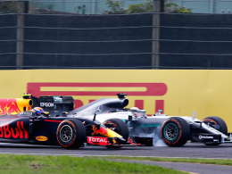 Mercedes zieht Protest gegen Verstappen zurück