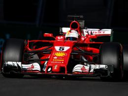 Vettel führt das Sündenregister an