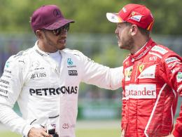 Kein Friedensgipfel - Vettel droht Rennsperre