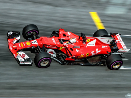 Vettel peilt in Silverstone die Pole Position an