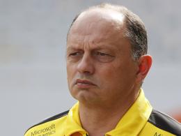 Wehrleins neuer Chef: Vasseur führt Sauber