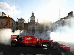 London: Pfiffe für Hamilton, Jubel für Vettel