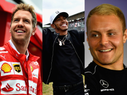 Vettels Traum, Hamiltons Muss, Bottas' Momentum