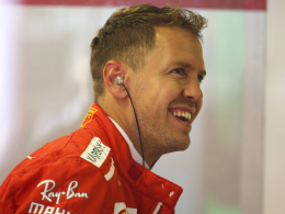 Verlängert Vettel in der Sommerpause?
