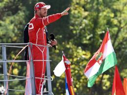 Vettel warnt vor