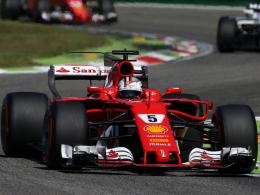 Vettel unter Druck - Hamilton im