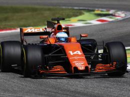 McLaren-Trennung von Honda perfekt?