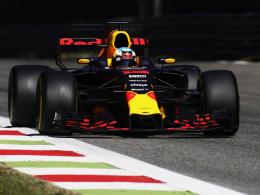Red Bull ab 2019 nicht mehr mit Renault-Motoren?