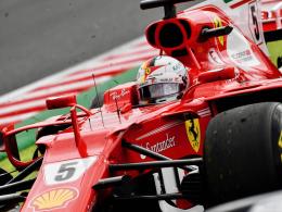 Vettel will Hamiltons Titelparty verhindern