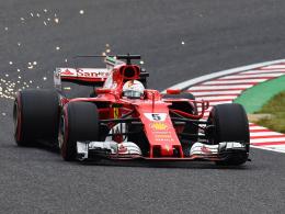 Ferraris Jubiläum des Scheiterns