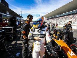 Alonso verlängert bei McLaren