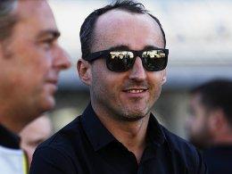 Mit Rosbergs Hilfe: Kubica