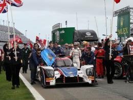 Start in Le Mans: Alonso träumt von der