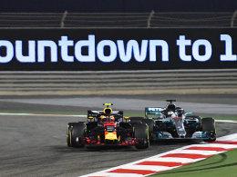 Verstappen nimmt Hamilton