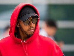 Hamilton vor China-Rennen: Weise und