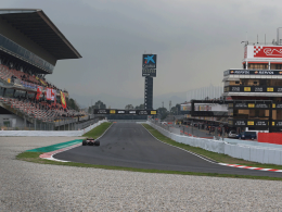 Kurven, Asphalt, Tests: Der Circuit de Catalunya