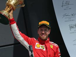 Vettel will den Fluch des Hockenheimrings brechen