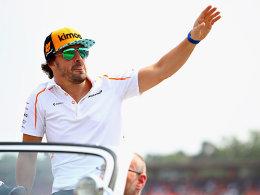Alonso erklärt Formel-1-Abschied