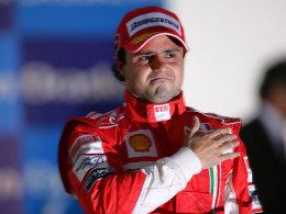 Weltmeister der Herzen: Massa vor emotionalem Abschied