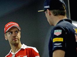 Ferrari legt Protest gegen Vettel-Strafe ein