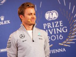 Rosberg will der Formel 1 treu bleiben