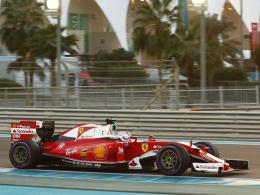 Ferrari präsentiert am 24. Februar