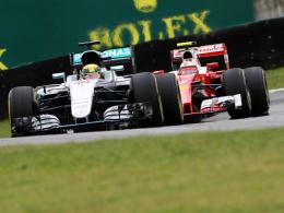 Umfrage: Wer wird Formel-1-Weltmeister 2017?