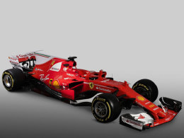 Neuer Ferrari mit großer Heck-Finne