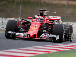 Räikkönen fährt Bestzeit bei Formel-1-Tests