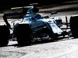 Massa und Vettel überzeugend - Probleme bei McLaren