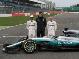 Neustart als Ansporn: Mercedes will Formel-1-Spitze behaupten