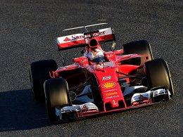 Vettels neue Flamme heißt